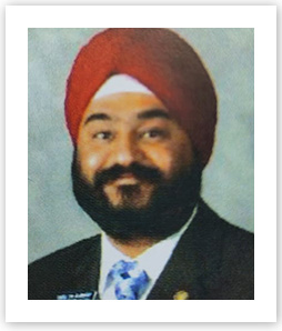 Mr. Hardeep S Saluja