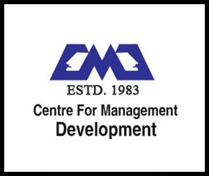 Centre for Management Development Logo