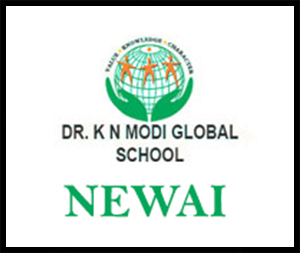Dr. K. N. Modi Global School, Newai (Rajasthan) Logo