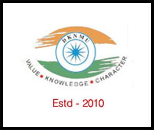 Dr. K. N. Modi University Rajasthan logo