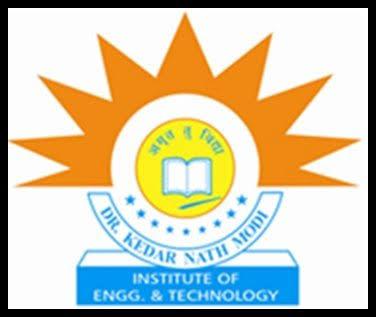 Dr. KNMIET Logo