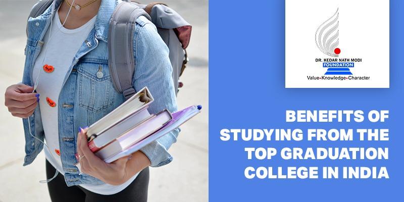 best graduation college in India