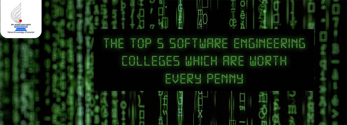 5 Software Engineering Colleges